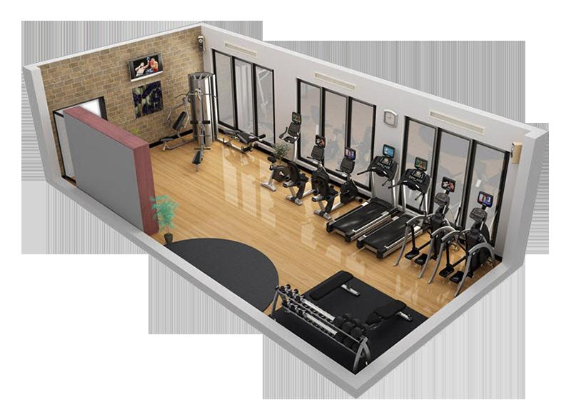 Mô Hình Quản lý phòng tập gym
