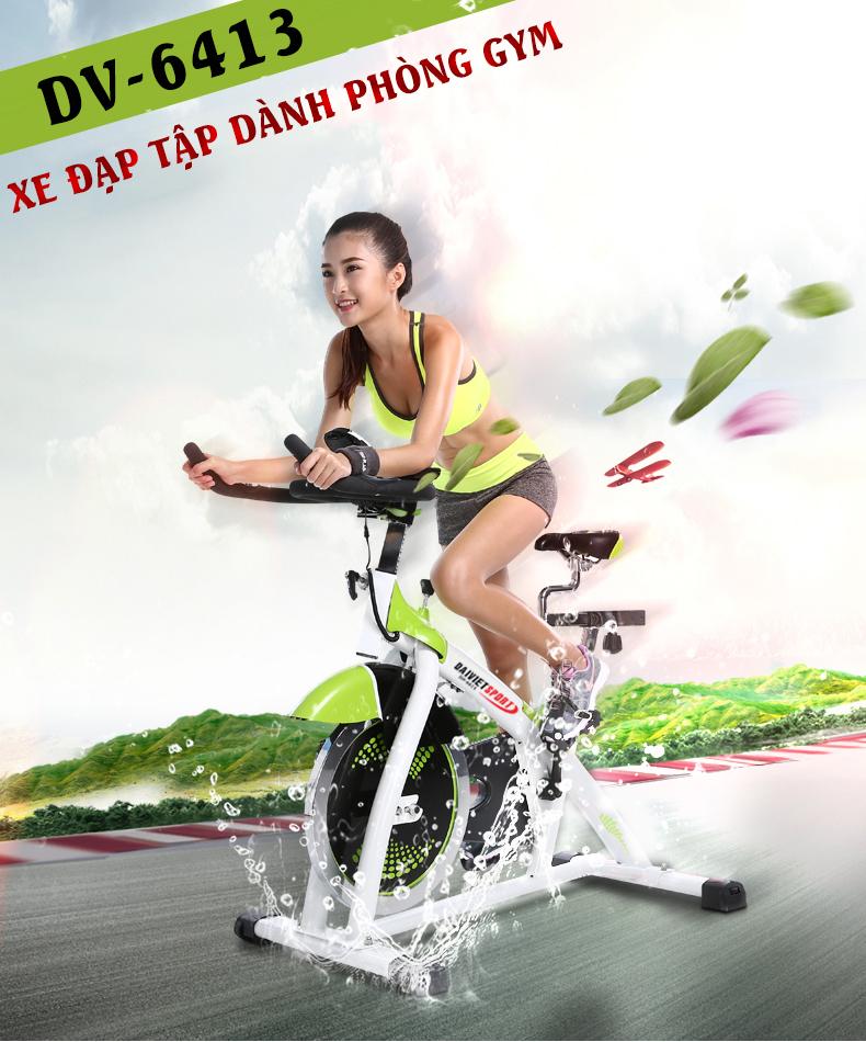những lợi ích của xe đạp tập