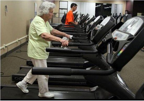 Ở độ tuổi nào nên sử dụng máy chạy bộ