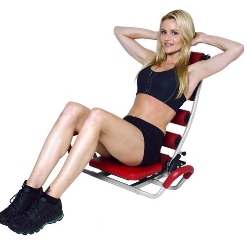 Phương pháp giảm mỡ bụng hiệu quả với chiếc máy tập cơ bụng_1