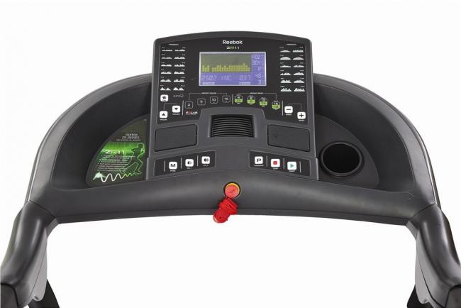 Thể thao Đại Việt chuyên cung cấp Máy chạy bộ điện Reebok ZR11 (RE1-12120BK) chính hãng, giá rẻ