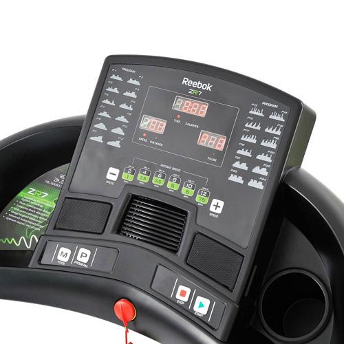 Thể thao Đại Việt chuyên cung cấp Máy chạy bộ điện Reebok ZR7 chính hãng, giá rẻ