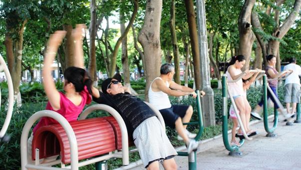 tác dụng của việc tập thể dục hàng ngày