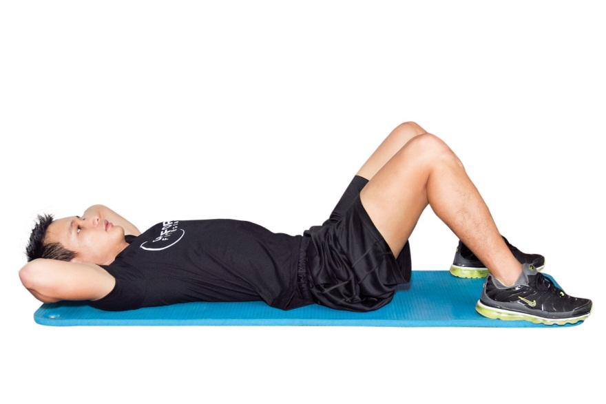 TOP 4 bài tập giảm mỡ bụng hiệu quả cho nam giới