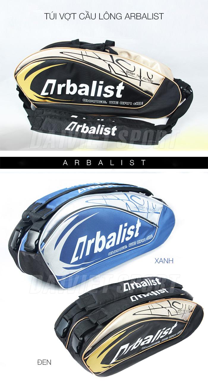 Tui vơt cau long Arbalist
