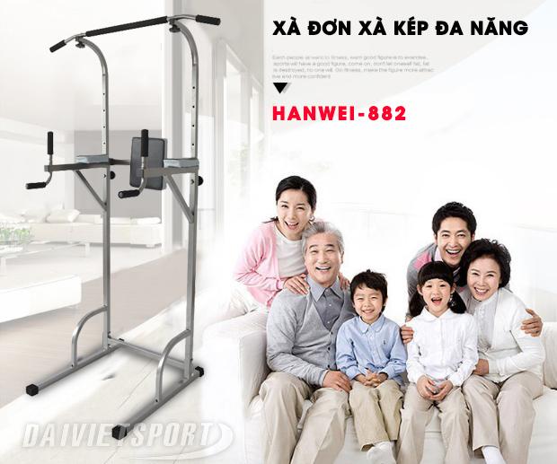 Xà đa năng Hanwei 882