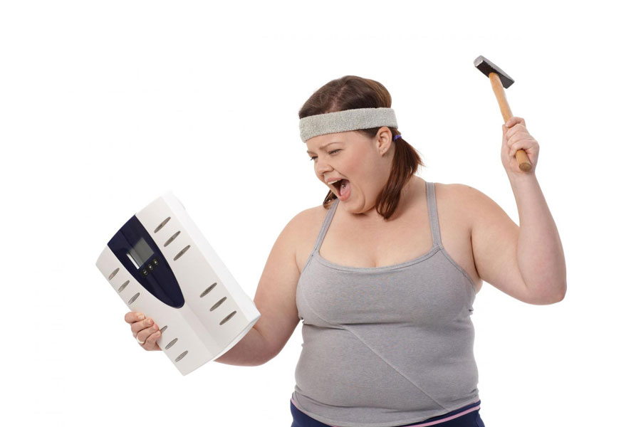 Máy tập thể dục tại nhà giành cho người bị béo phì