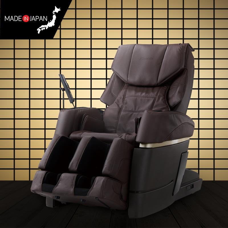 Ghế massage toàn thân Kiwami 4D-970 Japan