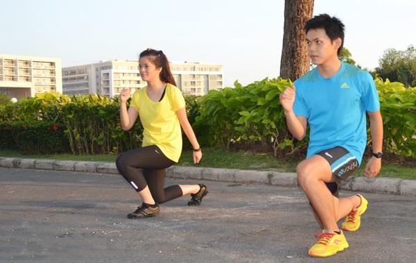 Hướng dẫn khởi động trước khi chạy bộ để đạt hiệu quả