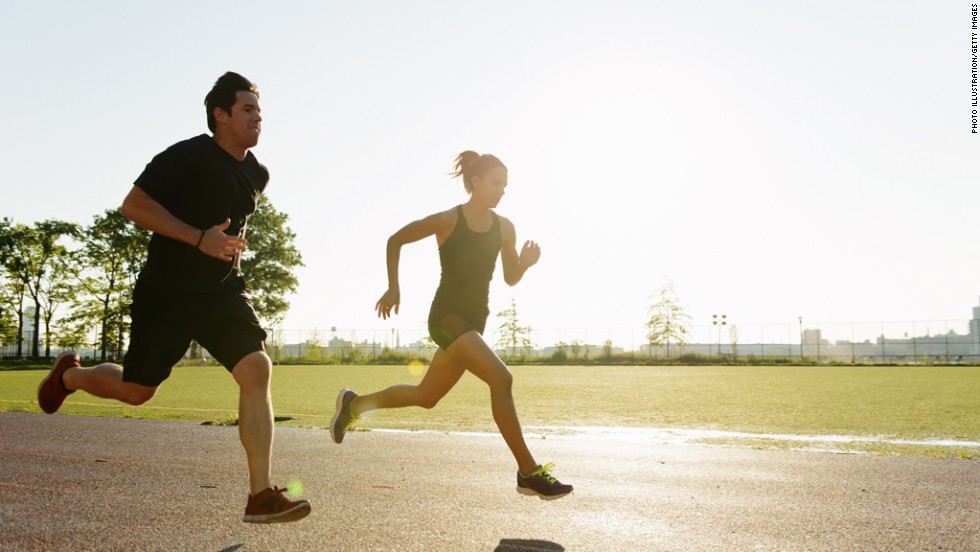 Chạy bộ mỗi ngày nâng cao thể lực và trí lực