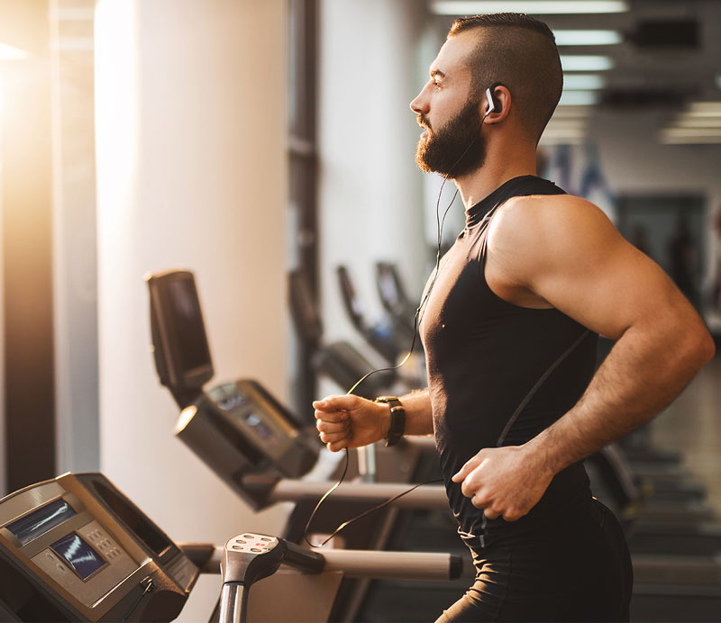 Cải thiện sức khỏe và sinh lý bằng chạy bộ