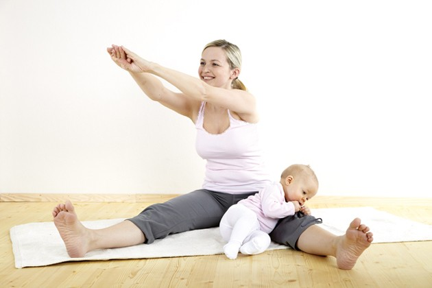 Những bài tập giảm cân cho phụ nữ sau sinh hiệu quả